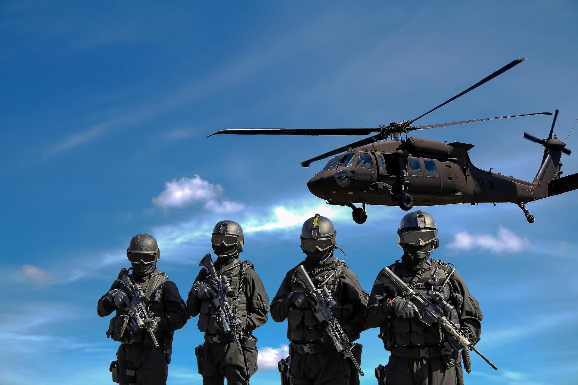 USA zbroją świat a zyskują nam tym spółki zbrojeniowe