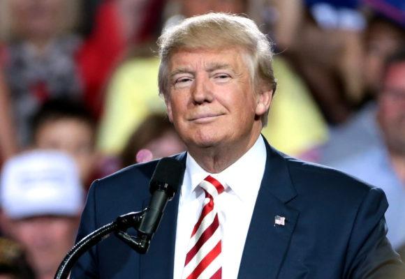 Efekt Trumpa i pierwsza słabość w amerykańskich danych