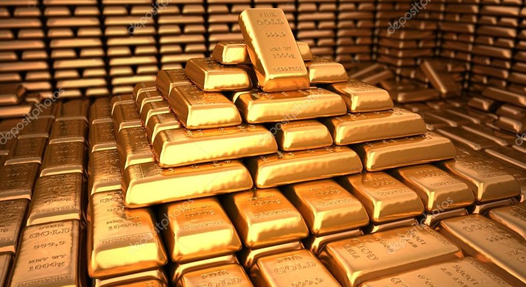 Kurs złota konsoliduje się blisko 6-letnich szczytów