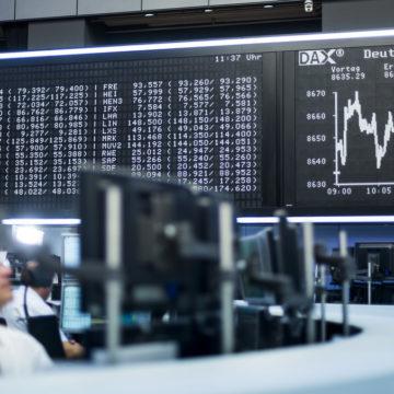 Przepływ kapitału do bezpiecznych instrumentów pokazuje strach inwestorów