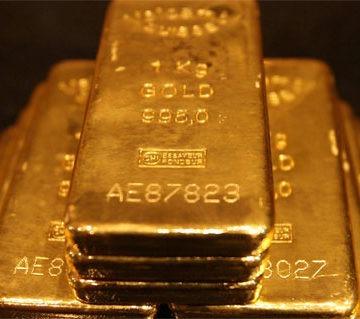 Kurs złota kończy korektę dzięki gołębim decyzjom EBC