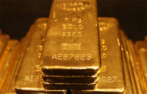 Kurs złota rośnie bo Chiny łagodzą ograniczenia importu kruszcu