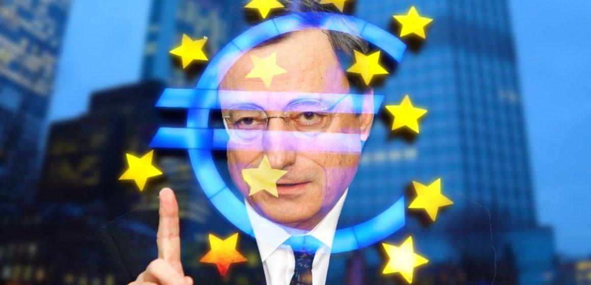 Kurs euro nurkuje w oczekiwaniu na gołębi EBC. EURUSD znów poniżej 1,10