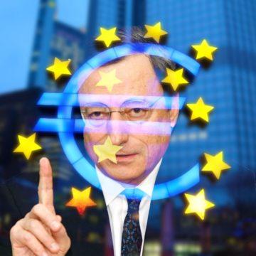 Koniec gołębiej kadencji Draghiego, podczas której kurs euro stracił ponad 20% do USD!
