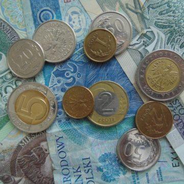 Złoty bez amerykańskiego kompasu. Kurs euro poniżej 4.24 PLN