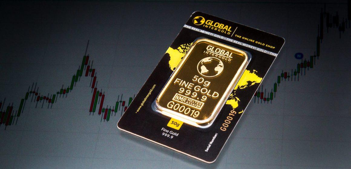 Kurs złota cofa się czwartą sesję z rzędu. Czy zrealizujemy Overbalance?