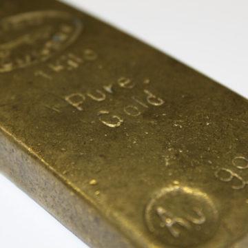 Ceny złota i palladu zanotowały wzrosty po obniżce stóp procentowych w USA