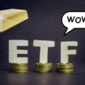 Inwestorzy zarabiają na inwestycji w złoto. Zainteresowanie funduszami ETF stale rośnie